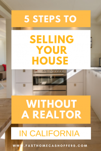Selling Your House Without a Realtor in California