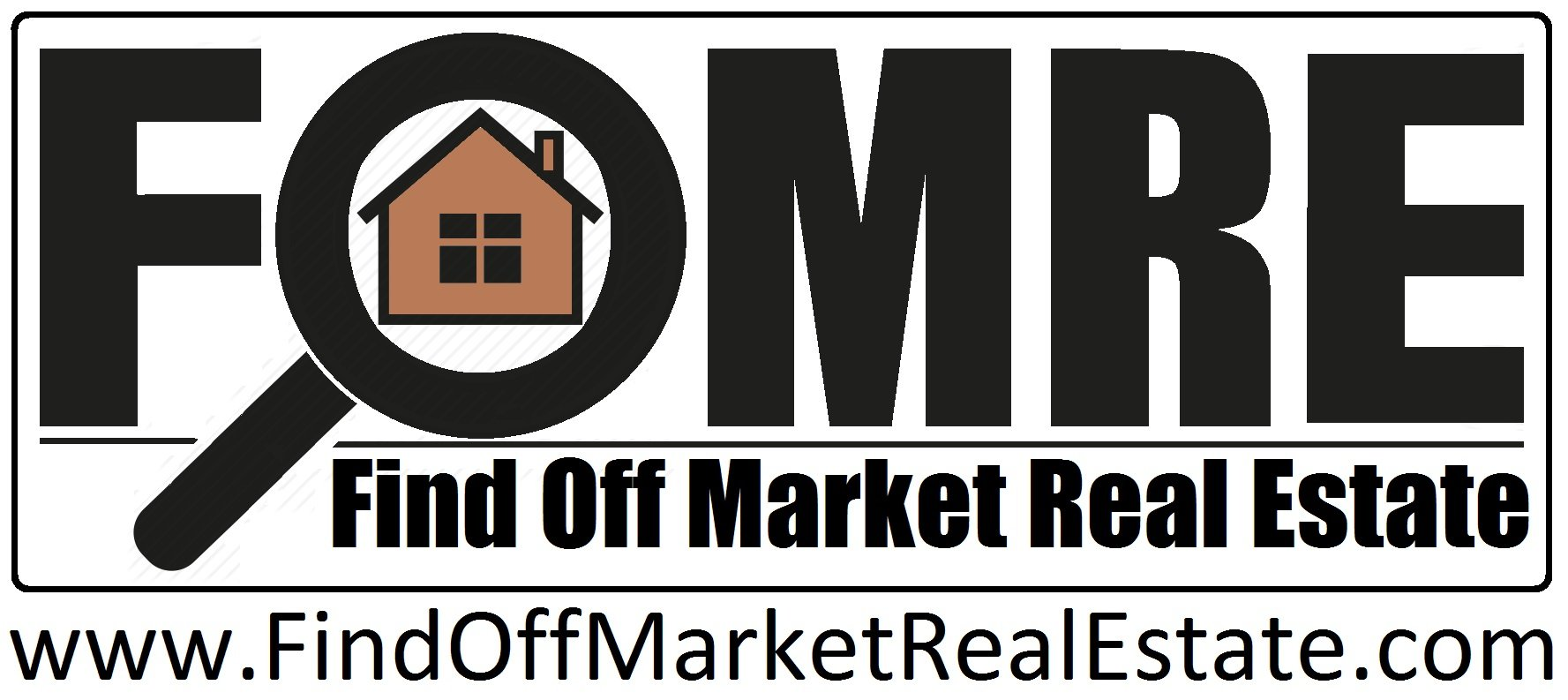 FOMRE, LLC (Find Off Market Real Estate) logo