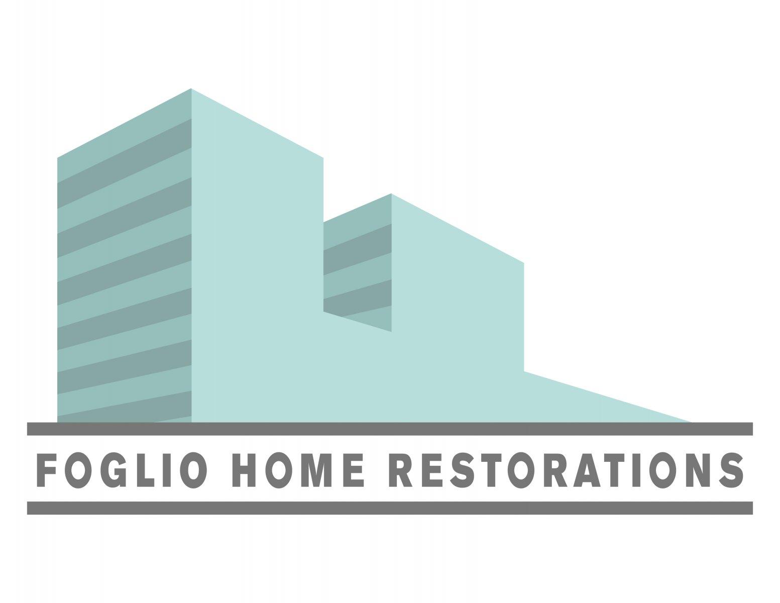 FOGLIO HOME RESTORATIONS logo