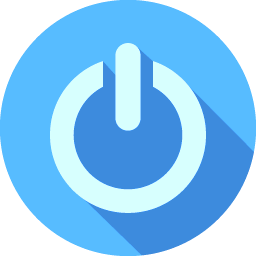 switch turn Home Appliances off icon