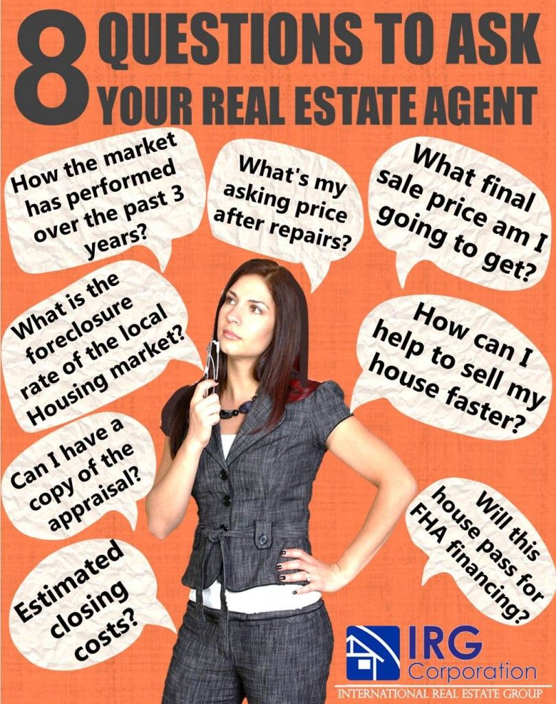 What you should Ask your real estate Agent before Buying a Home