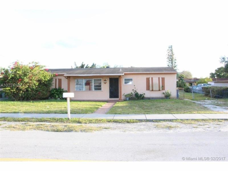 2870 NW 164TH TER, MIAMI GARDENS, FL. 33054 - IRG Corporation