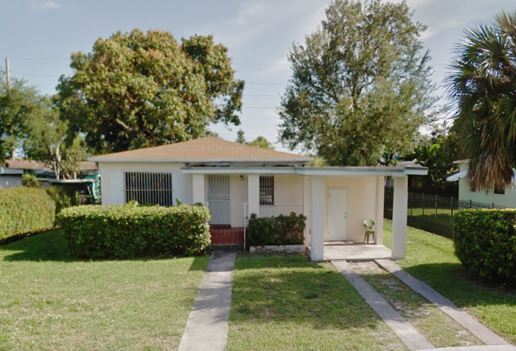 1360 NW 95TH TERR MIAMI, FL. 33147 - IRG Corporation