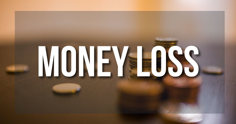 Money Loss - Real Estate: Risky business?