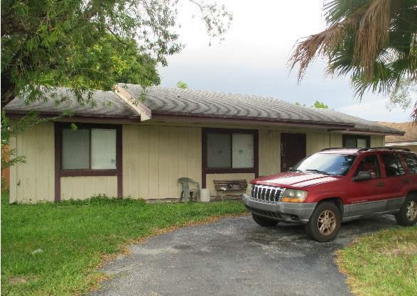 7809 SW 7TH PLACE NORTH LAUDERDALE, FL. 33068 - IRG Corporation