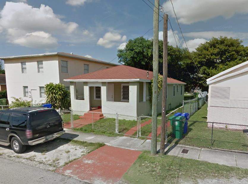 1601 NW 65TH ST MIAMI, FL. 33147 - IRG Corporation
