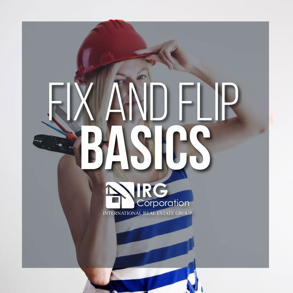 Fix and Flip Basics!