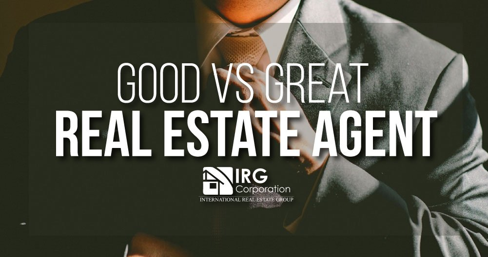 Good vs Great Real Estate Agent!