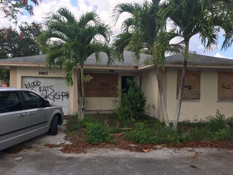 29863 SW 158TH CT HOMESTEAD, FL 33033 - IRG Corporation