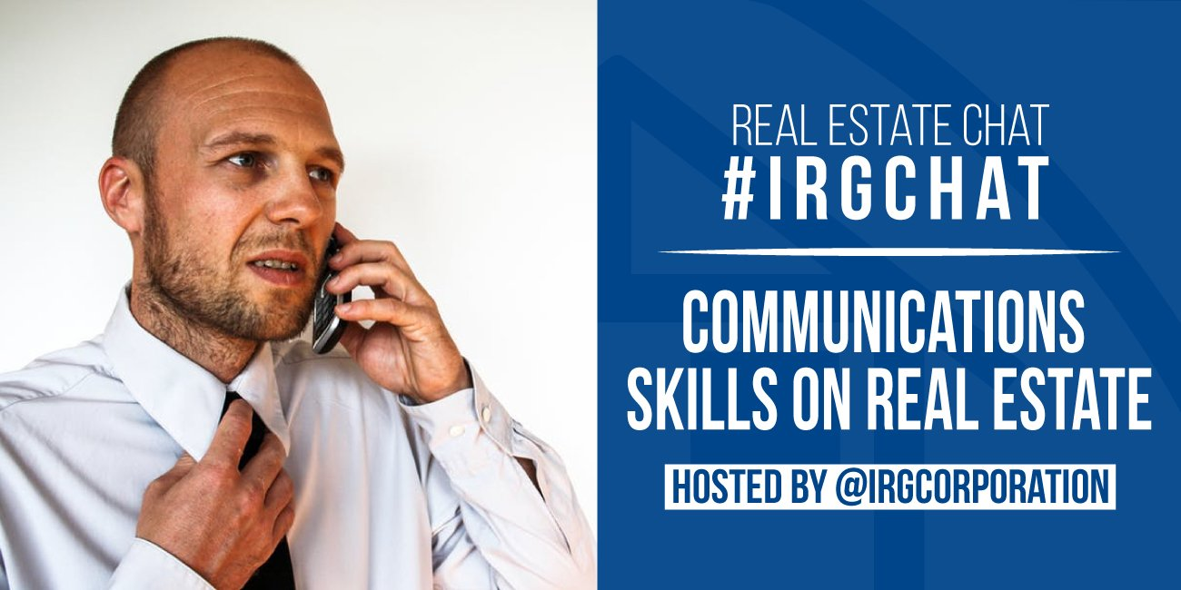 Communication Skills on Real Estate!