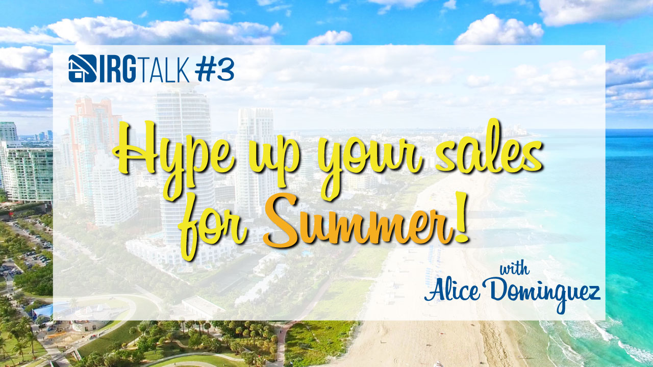 Hype up your sales for Summer!