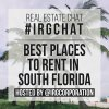Best Places to rent in South Florida!