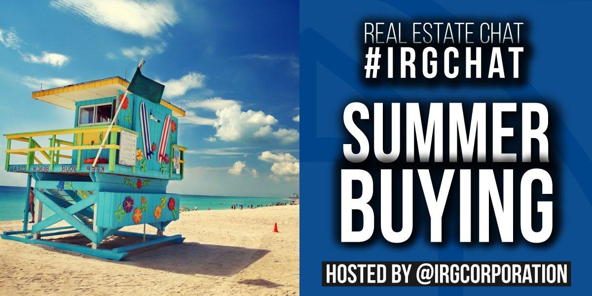 Summer Buying - IRGChat