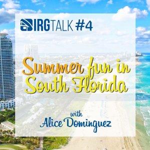 Summer fun in South Florida!