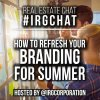 How to refresh your branding for summer!