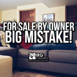 For Sale by Owner big mistake!
