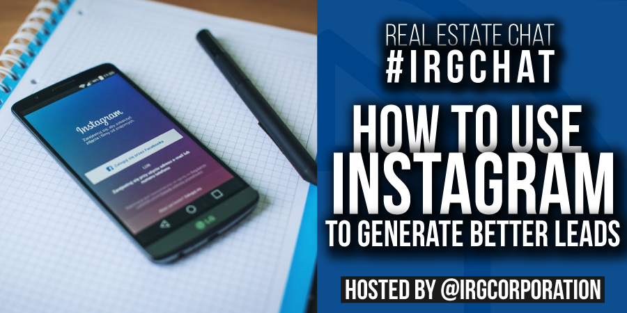 How to generate leads through Instagram on real estate