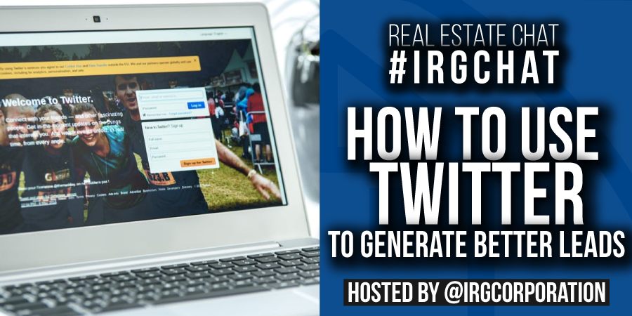 How to use Twitter to Generate Better Leads!