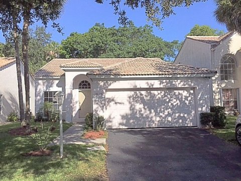 3626 WILDERNESS WAY, CORAL SPRINGS, FL 33065 - IRG Corporation