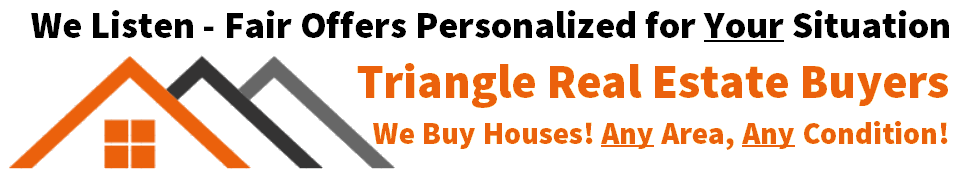 Triangle Real Estate Buyers logo