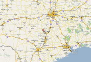 Investment Properties In Central Texas Fixer Upper Deals Central - Map of central texas