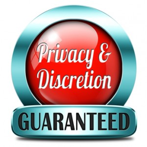 we buy houses company privacy and discretion