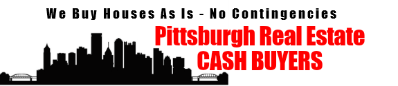 Sell Your House Fast Pittsburgh | We Buy Houses AS-IS Cash logo