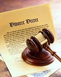 what if my house will not sell during a divorce