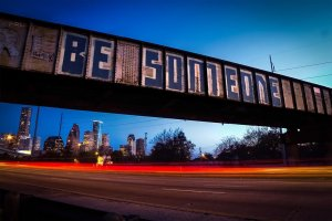 be someone houston