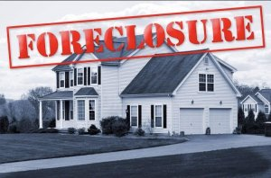 the foreclosure process in houston