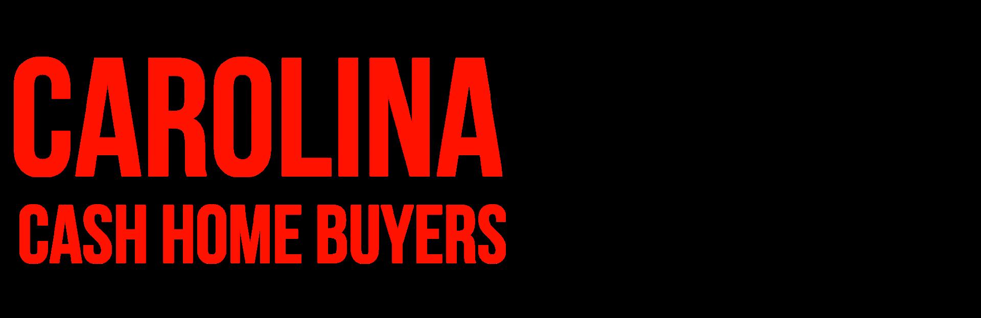 CASH HOME BUYERS CAROLINA logo