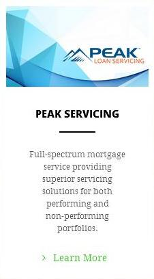 Peak Loan Servicing