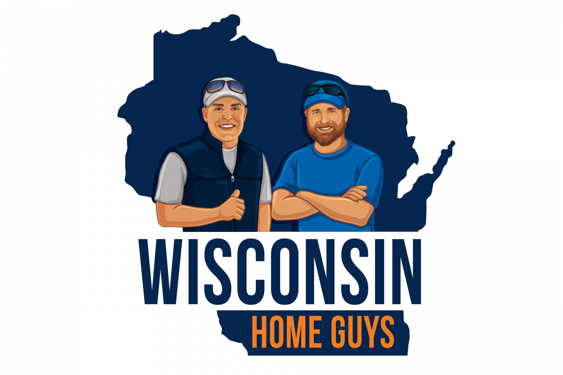 Wisconsin Home Guys logo