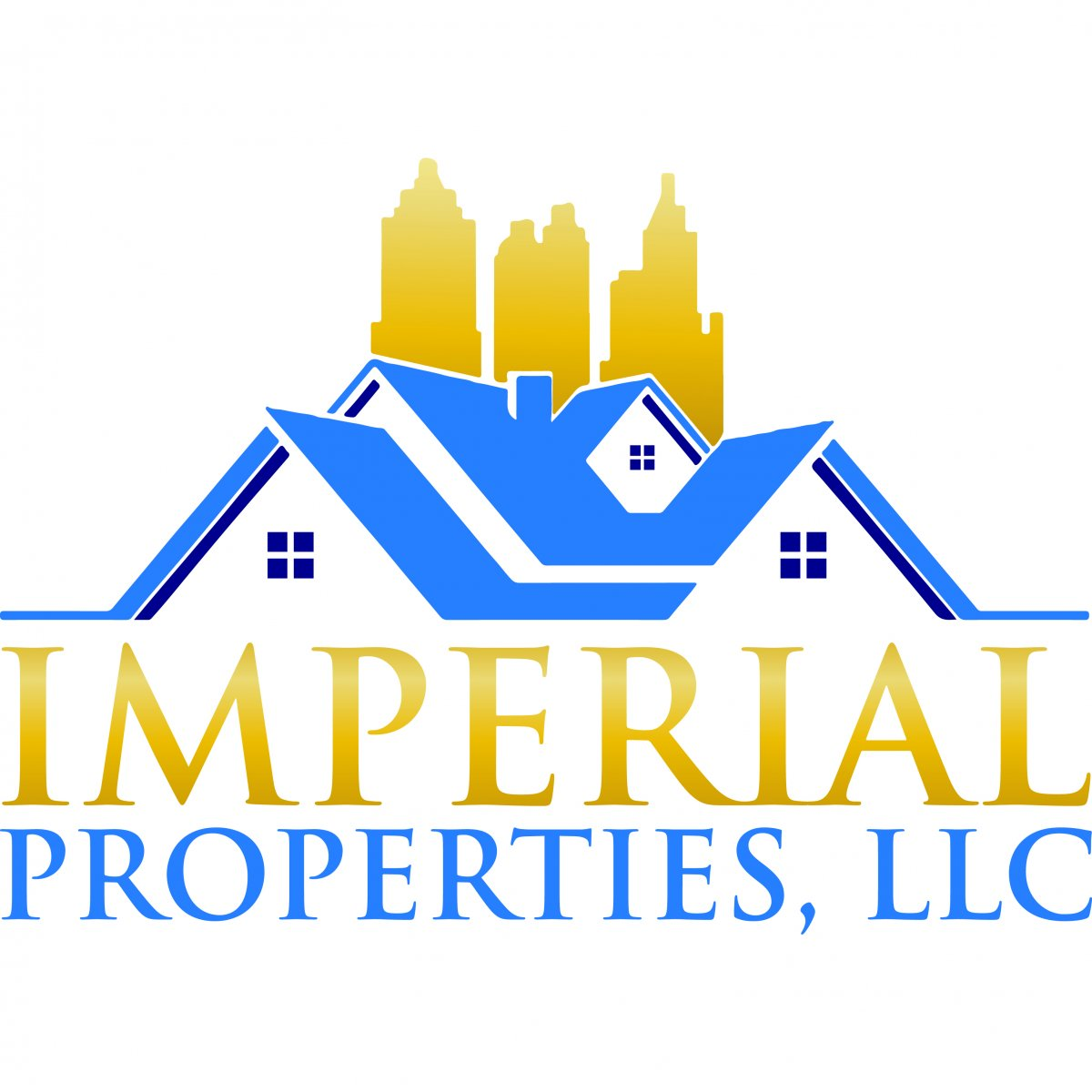 Imperial Properties, LLC – homebuyers logo