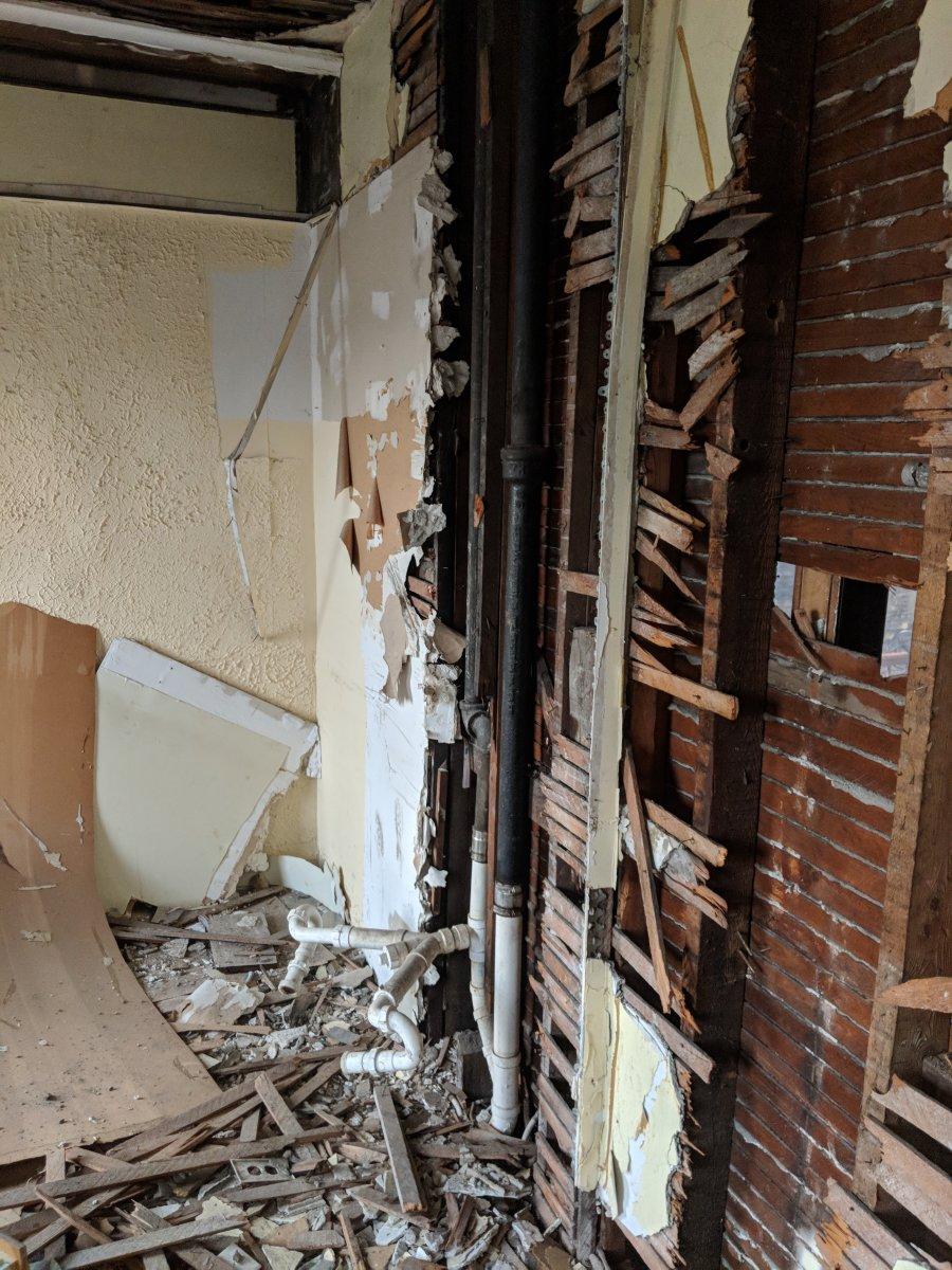 city foreclosure scope of work