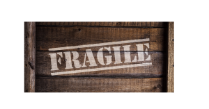Selling a house can be fragile and stressful.