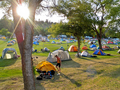 Klamath Falls park