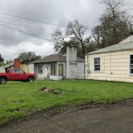 house destroyed by tenant in Oregon