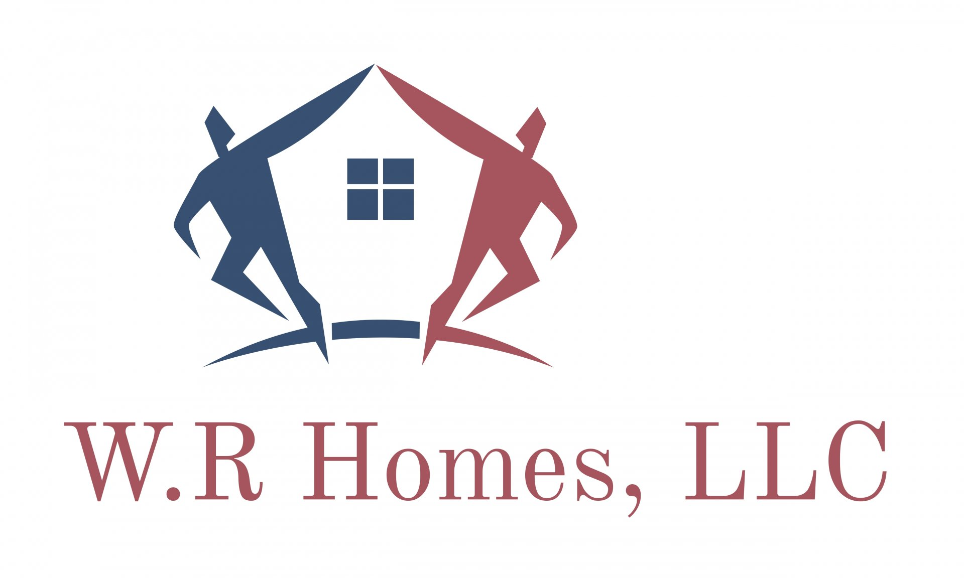 WR homes, LLC logo