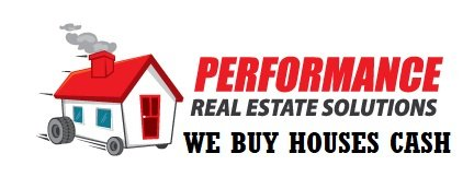 PERFORMANCE REAL ESTATE SOLUTIONS  logo