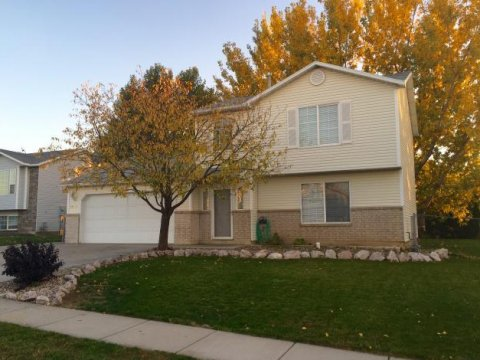 Outside of home for Rent To Own Homes in Clinton UT