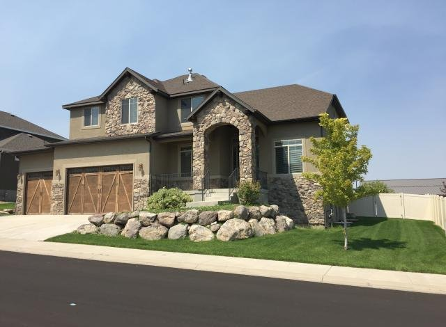 Front of Herriman UT Seller Financing Homes