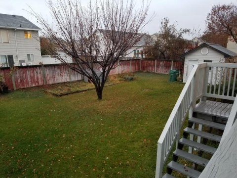 Backyard of seller financing Provo UT