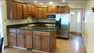 Bountiful UT rent to own homes kitchen