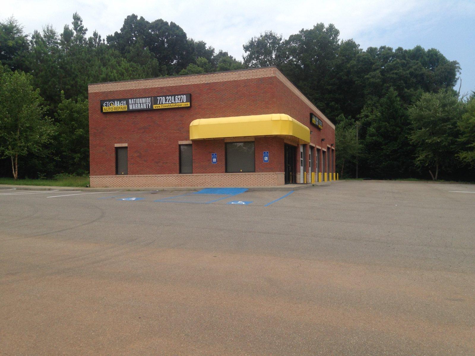 Auto Repair Shop For Sale Canton Georgia