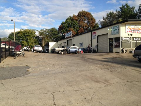 automotive repair shop mauldin dr woodstock ga