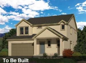 Yampa floor plan in West Creekside Estates
