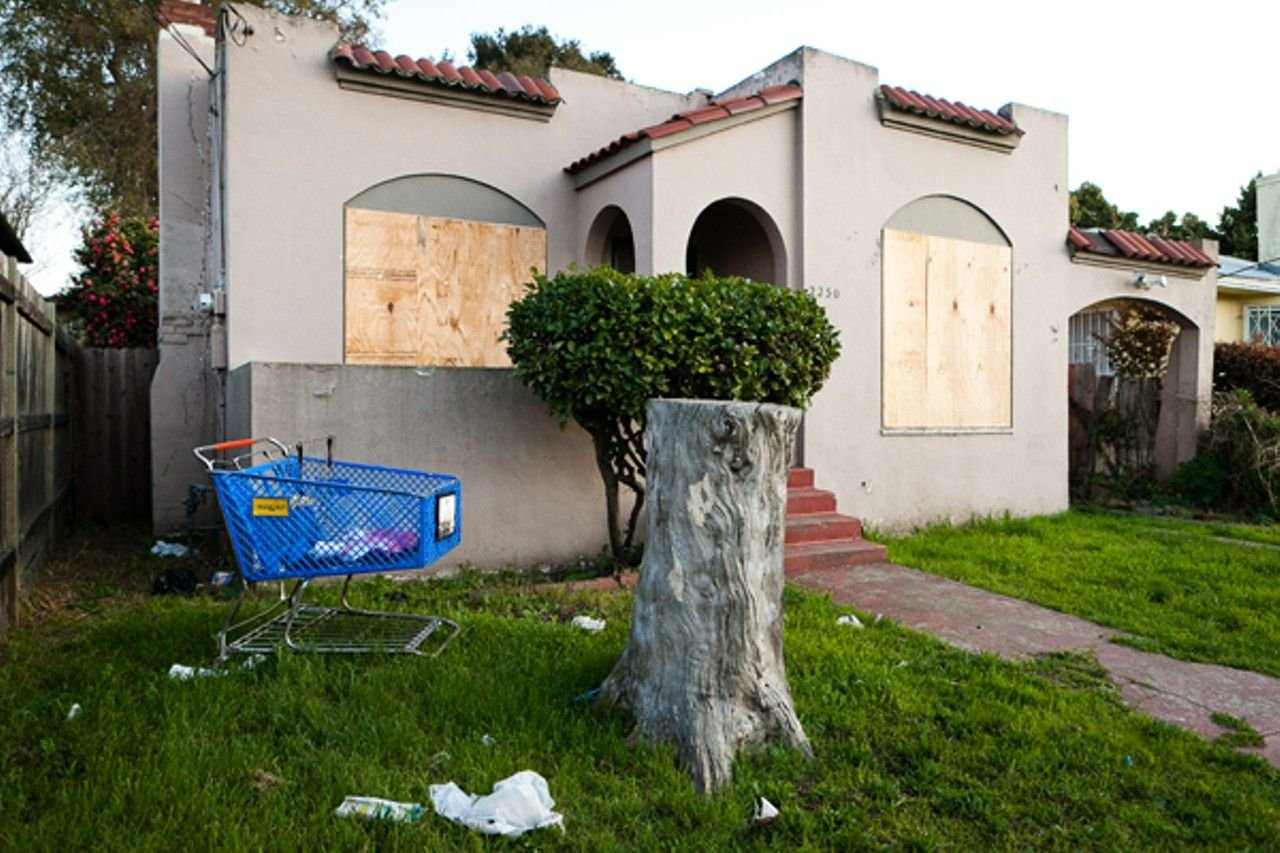 Selling A Distressed Property