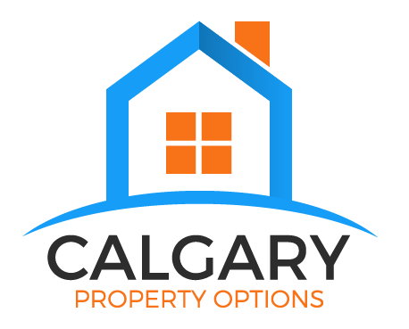 Calgary Property Options logo