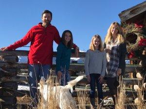 DeWitt VanWisse and Family